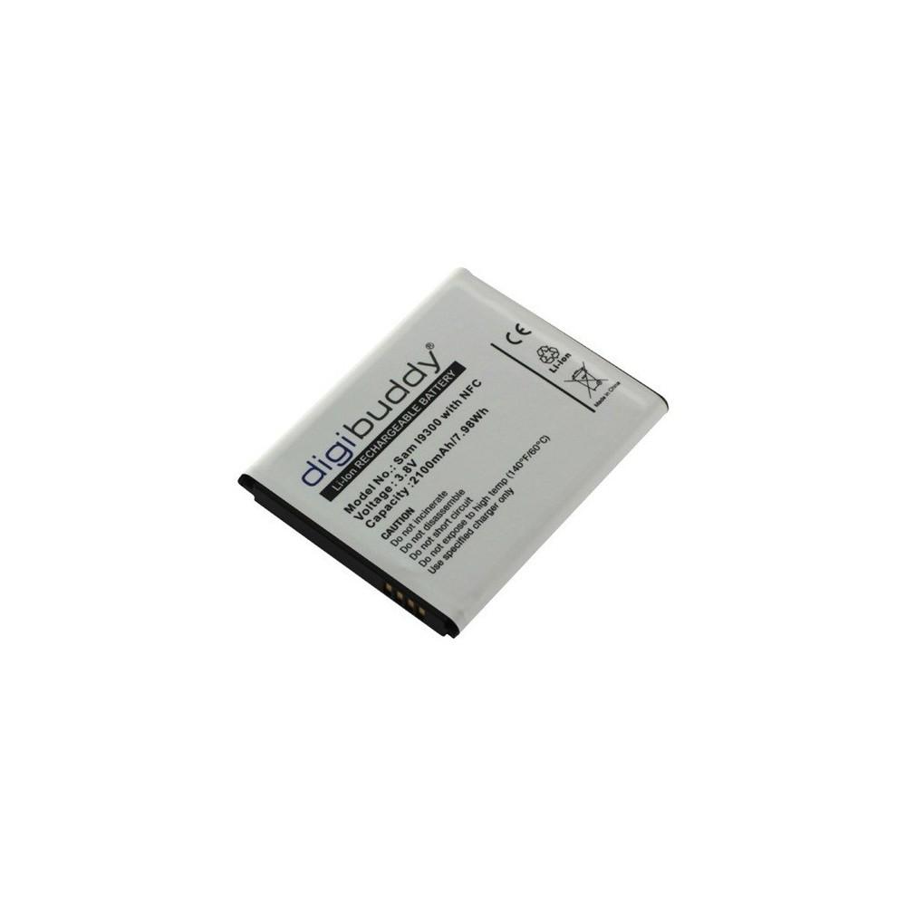 Accu voor S. Galaxy S III i9300 met NFC-antenne