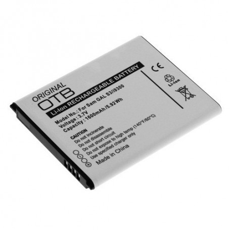 OTB, Battery for Samsung Galaxy S III I9300, Samsung phone batteries, ON116