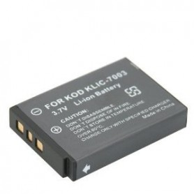 Accu voor Kodak KLIC-7003, KLIC7003, 3.7V V120