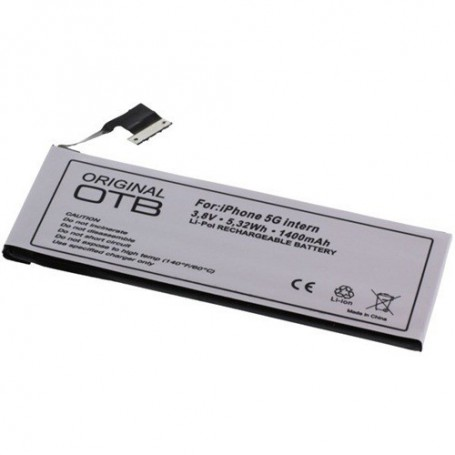 unbranded, Battery for Apple iPhone 5 Li-Ion ON206, iPhone phone batteries, ON206
