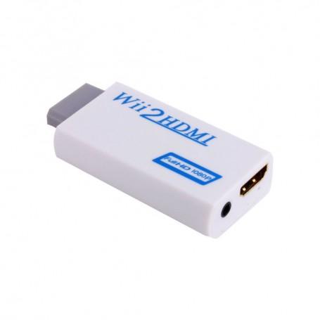 NedRo - Wii to HDMI Converter - Nintendo Wii - AL090-CB