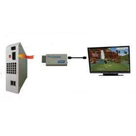 NedRo - Wii naar HDMI Converter AL090 - Nintendo Wii - AL090 www.NedRo.nl