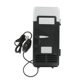 NedRo - USB Mini Fridge Black - Computer gadgets - YPU801-1