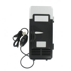 NedRo - USB Mini Fridge Black - Computer gadgets - YPU801-1 www.NedRo.us