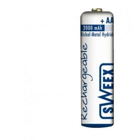 NedRo - Sweex USB Batterij Lader AAA Incl 800mAh batterij - Batterijladers - YBU018 www.NedRo.nl