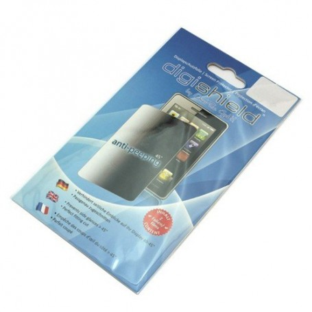 Oem - 2x Screen Protector for SG S2 i9100 Anti-Peeping - Samsung protective foil - ON255