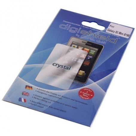 OTB, 2x Screen Protector for Samsung Galaxy S III mini i819, Samsung protective foil , ON257