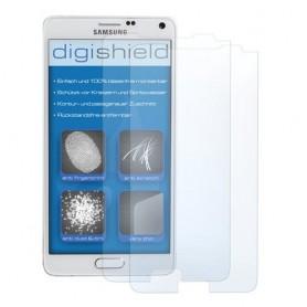 2x Beschermfolie voor Samsung Galaxy Note 4 SM-N910