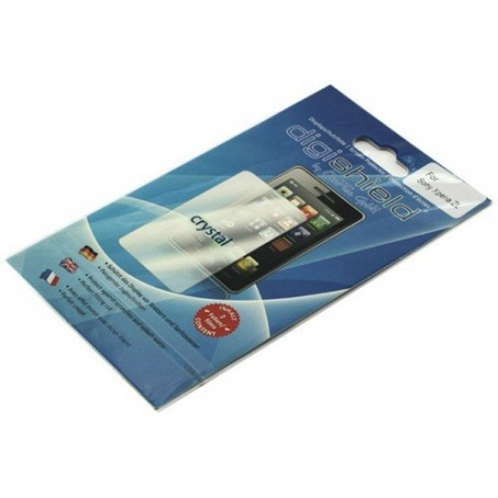 OTB - 2x Screen Protector for Sony Xperia ZL - Protective foil for Sony - ON336
