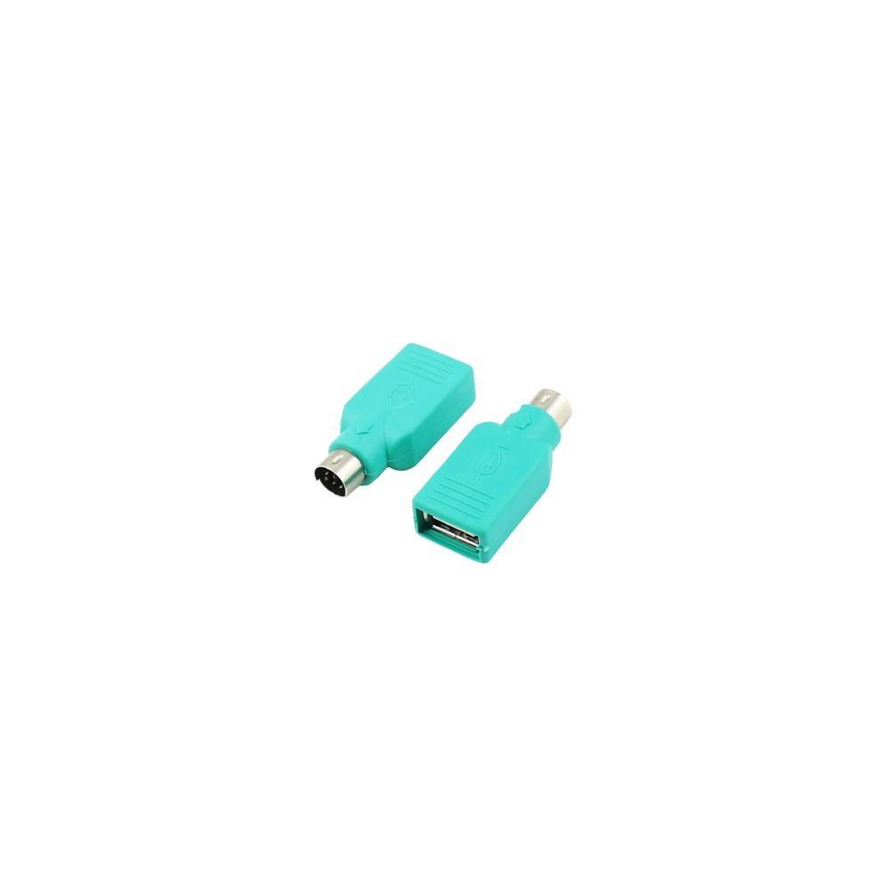 NedRo - Adaptor USB Female la PS/2 AL967 - Adaptoare USB - AL967 www.NedRo.ro