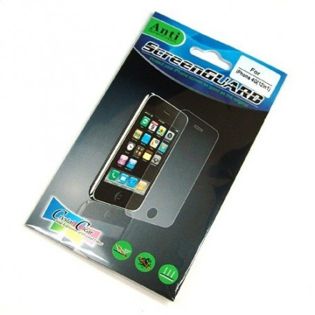 OTB - 12x Screen Protector for Apple iPhone 4 / 4S - iPhone protective foil  - ON350 www.NedRo.us