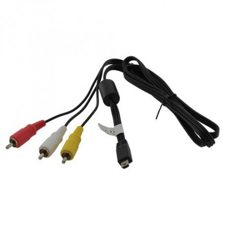 OTB, Audio Video AV Cable for Canon AVC-DC400ST, Photo-video cables and adapters, ON364