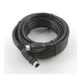 S-vhs Verleng Kabel 5 Meter YPC308