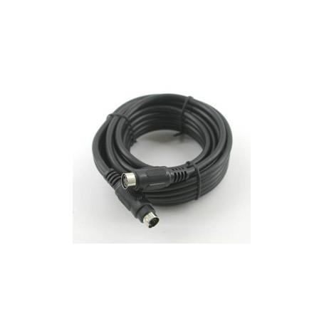 NedRo - S-vhs Verleng Kabel 5 Meter YPC308 - S-VHS kabels - YPC308 www.NedRo.nl