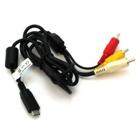 Composite Video Cable for Panasonic Lumix K1HA14CD0001
