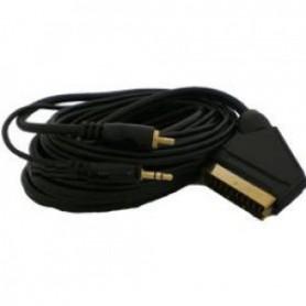 Cablu HAMA PC - TV DVD Scart, 5M YAK011