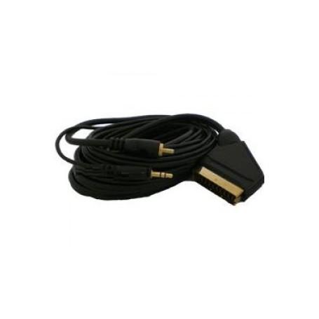 NedRo - Cablu HAMA PC - TV DVD Scart, 5M YAK011 - Cabluri Scart - YAK011 www.NedRo.ro