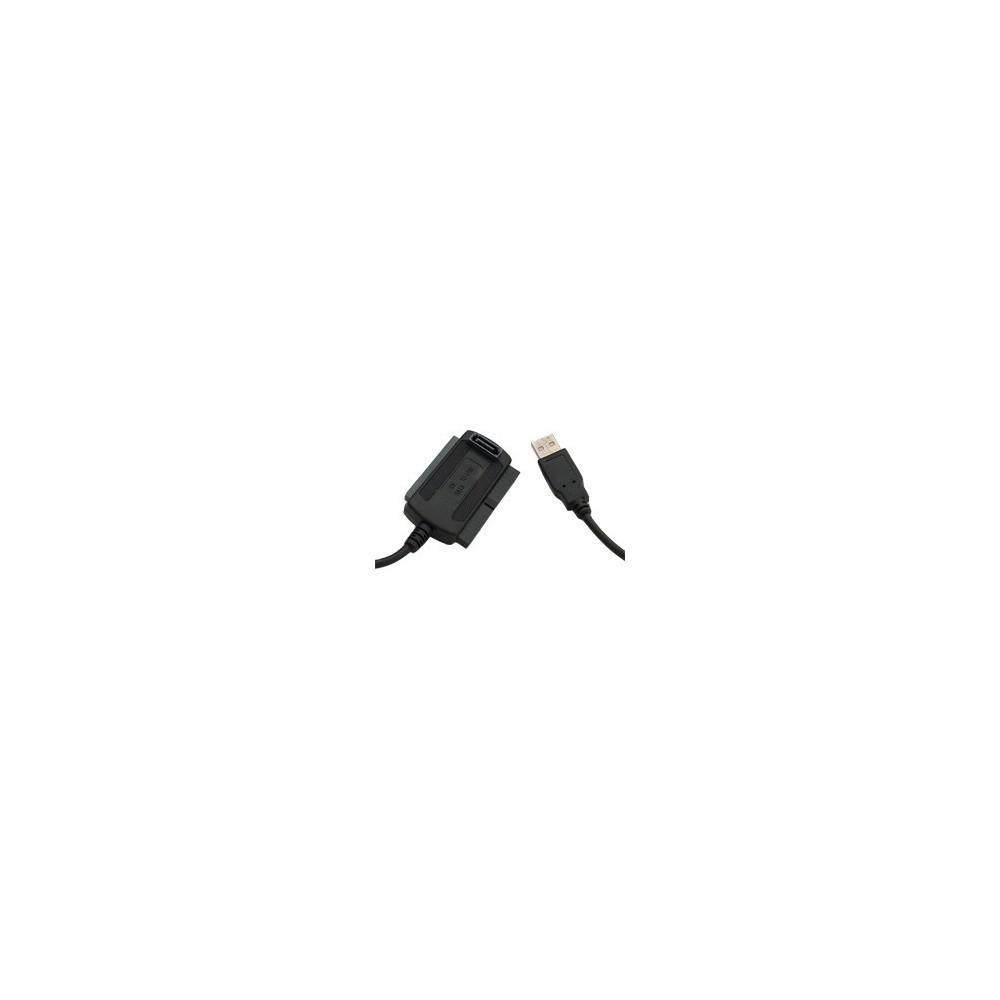 USB 2.0 IDE + SATA Kabel converter YPU102