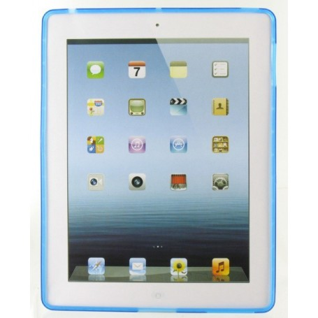 NedRo, TPU Sleeve voor iPad 2/3, iPad en Tablets beschermhoezen, 00895-CB, EtronixCenter.com