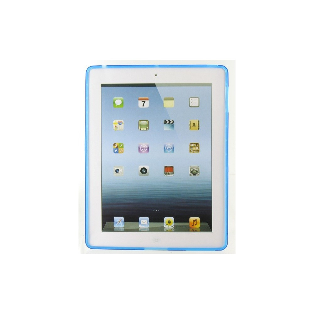 NedRo - TPU tok kompatibilis iPad 2/3 - iPad és tabletta borítók - 00895 www.NedRo.hu