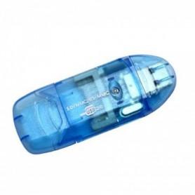 NedRo - New USB 2.0 MMC SD SDHC Memory Card Reader-Writer - SD and USB Memory - TM209 www.NedRo.us