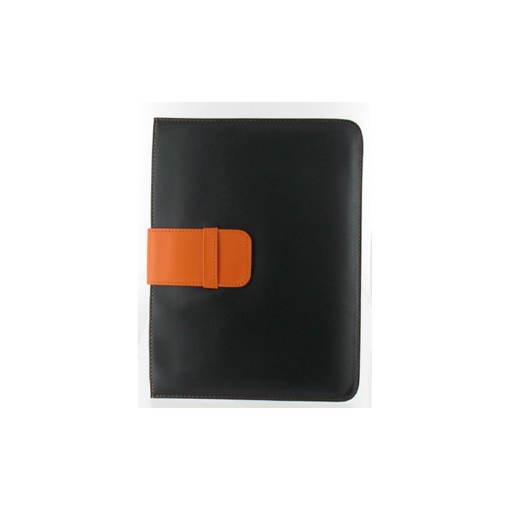 NedRo - Husa, mapa protectie iPad 2 si 3 v2 din piele, culoare neagra 00891 - Huse iPad și Tablete - 00891 www.NedRo.ro