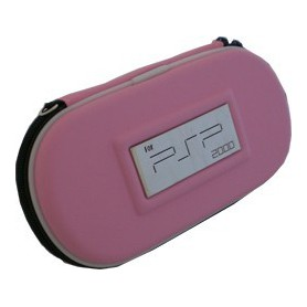 NedRo - Pink Hard Case for PSP - PlayStation PSP - YGP315 www.NedRo.us