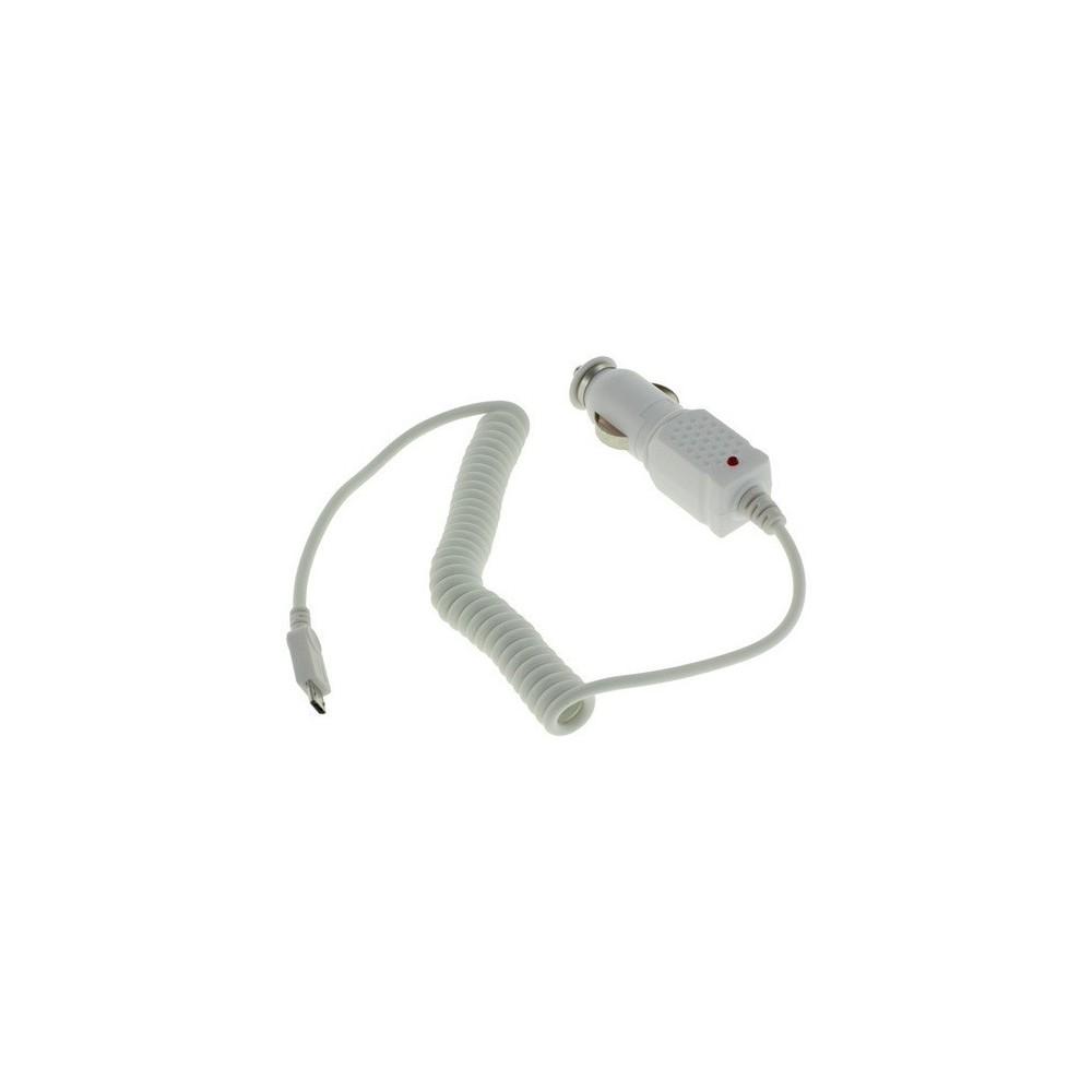 NedRo - Incarcator de masina Micro-USB 1A alb ON429 - Încărcător auto - ON429 www.NedRo.ro