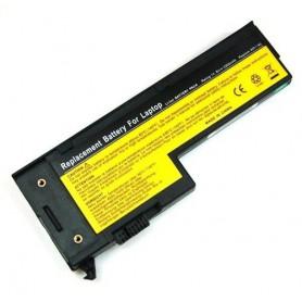 Accu voor IBM Thinkpad X60 Serie Li-Ion 2200mAh