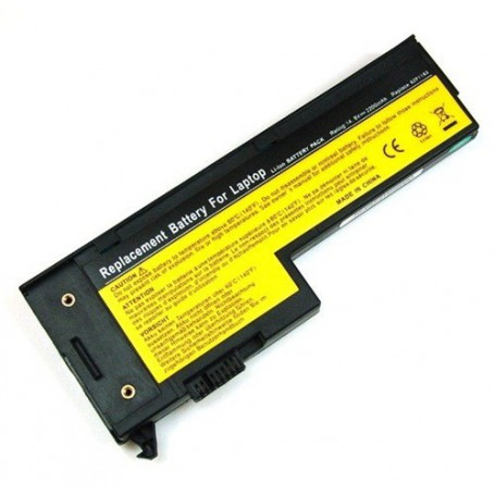 NedRo, Battery for IBM Thinkpad X60 Serie Li-Ion 2200mAh, IBM laptop batteries, ON447-CB