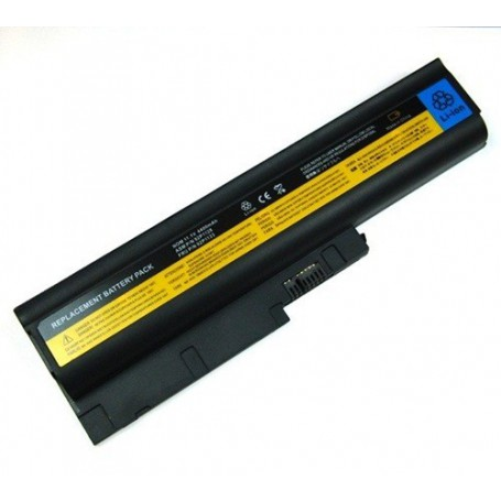 OTB - Accu voor IBM Thinkpad T60-R60-Z60m Serie 4400mAh - IBM laptop accu's - ON448-CB www.NedRo.nl