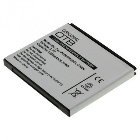 OTB, Battery for LG P990 Optimus Speed Li-Ion ON418, LG phone batteries, ON418