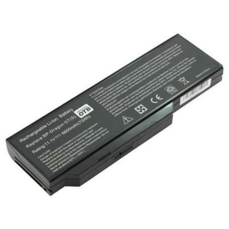 OTB, Battery for Medion MIM2070 - MIM2240 6600mAh, Medion laptop batteries, ON527, EtronixCenter.com