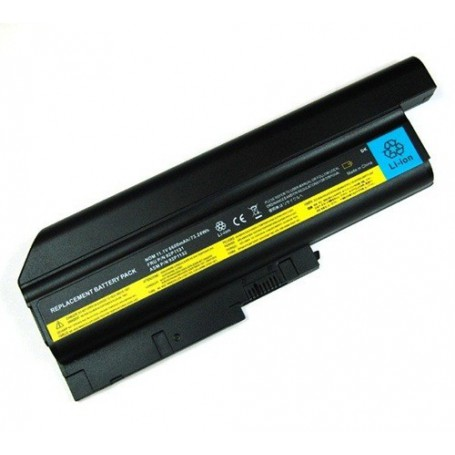 OTB - Battery for IBM Thinkpad T60/R60 Serie 6600mAh - IBM laptop batteries - ON542-CB www.NedRo.us