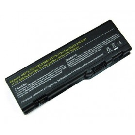 Battery for Dell Inspiron 6000 6600mAh