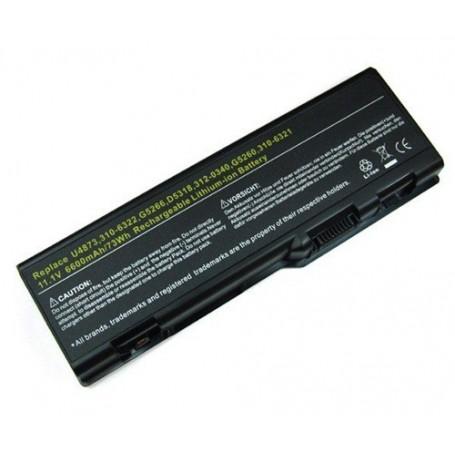 OTB - Accu voor Dell Inspiron 6000 6600mAh - Dell laptop accu's - ON574-CB www.NedRo.nl