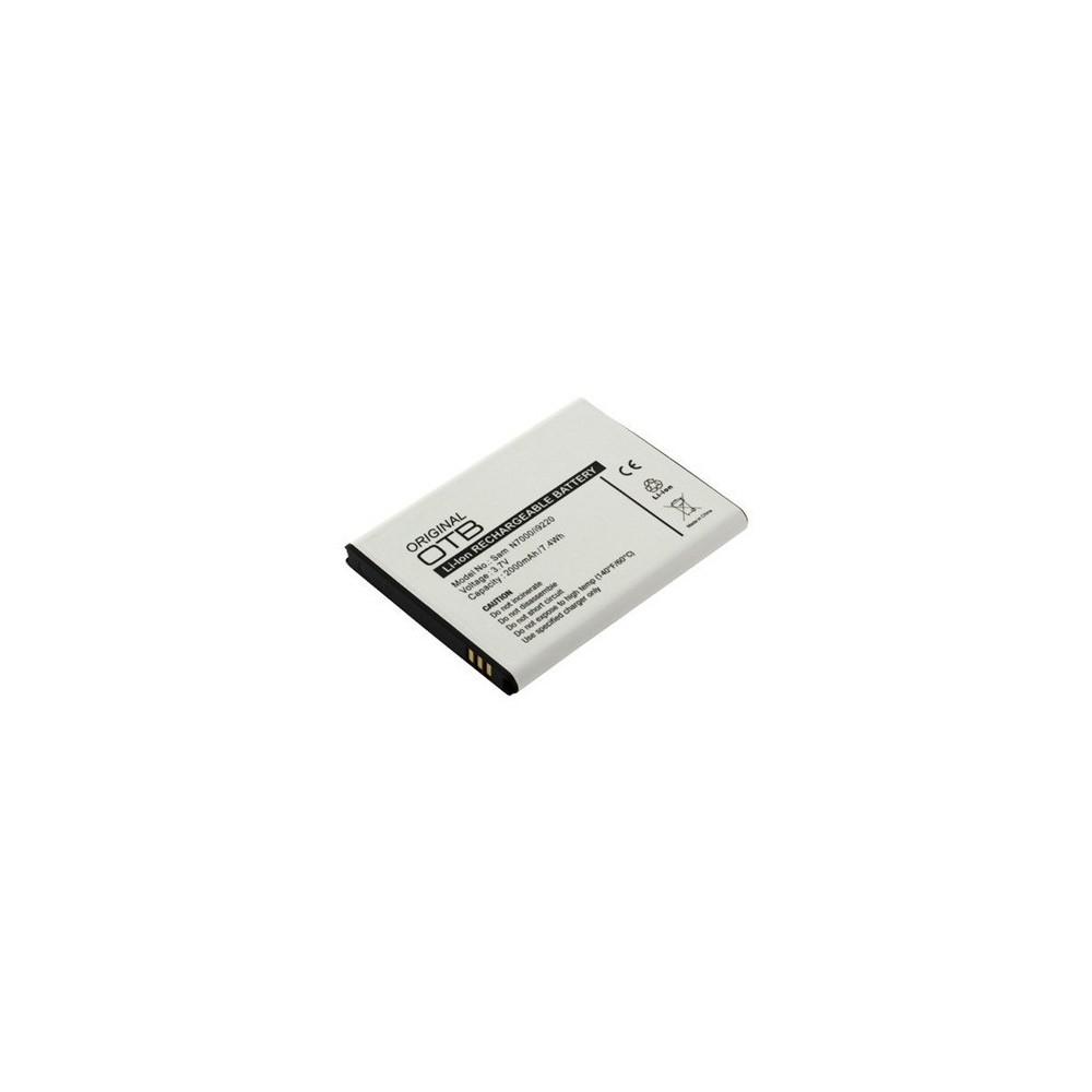 Batterij voor Samsung Galaxy Note N7000
