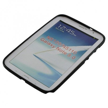 OTB, TPU Case voor Samsung Galaxy Note 8.0 Zwart ON610, iPad en Tablets beschermhoezen, ON610, EtronixCenter.com