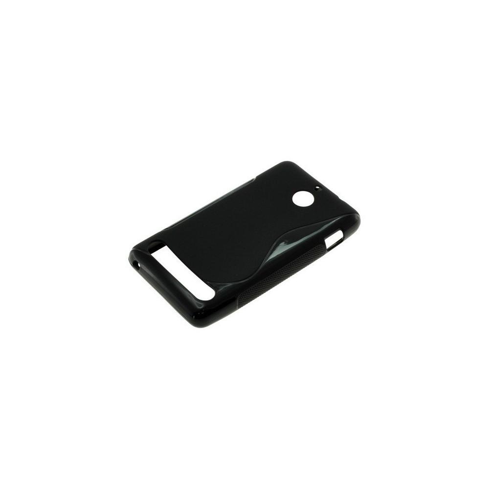 OTB - TPU Case voor Sony Xperia E1 S-Curve Zwart ON621 - Sony - Ericsson telefoonhoesjes - ON621 www.NedRo.nl