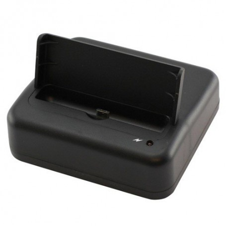 NedRo, Dockingstation compatible with Samsung Galaxy S III I9300 / S4 I9500, Ac charger, ON679