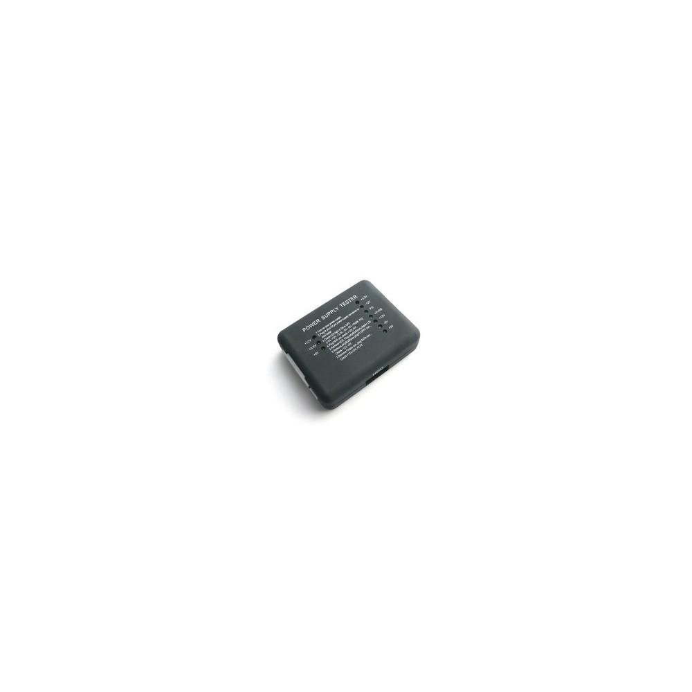 Dolphix - ATX Power Supply PSU Tester YPA601 - PC and drive enclosure - YPA601 www.NedRo.de