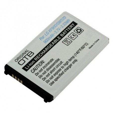 OTB, Battery For LG GW520-KF900 Prada II-KS500 Li-Ion ON699, LG phone batteries, ON699