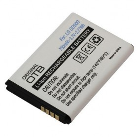Batterij Voor LG GD900 Li-Ion ON749