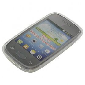 OTB - TPU Case Pentru Samsung Galaxy Pocket GT-S5310 - Samsung huse telefon - ON759 www.NedRo.ro