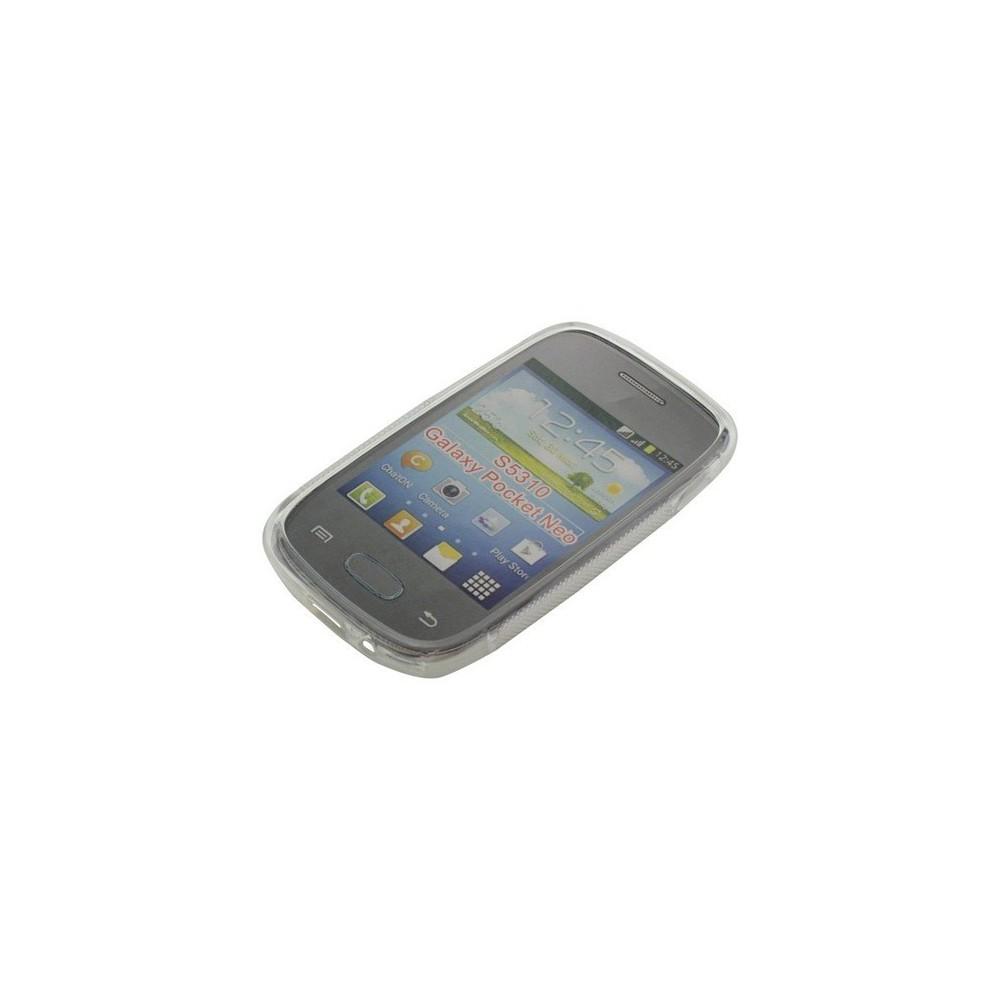 TPU Case Voor Samsung Galaxy Pocket GT-S5310
