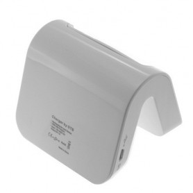 OTB, Victory Duo USB Dockingstation compatible with Samsung Galaxy S4 i9500, Ac charger, ON768