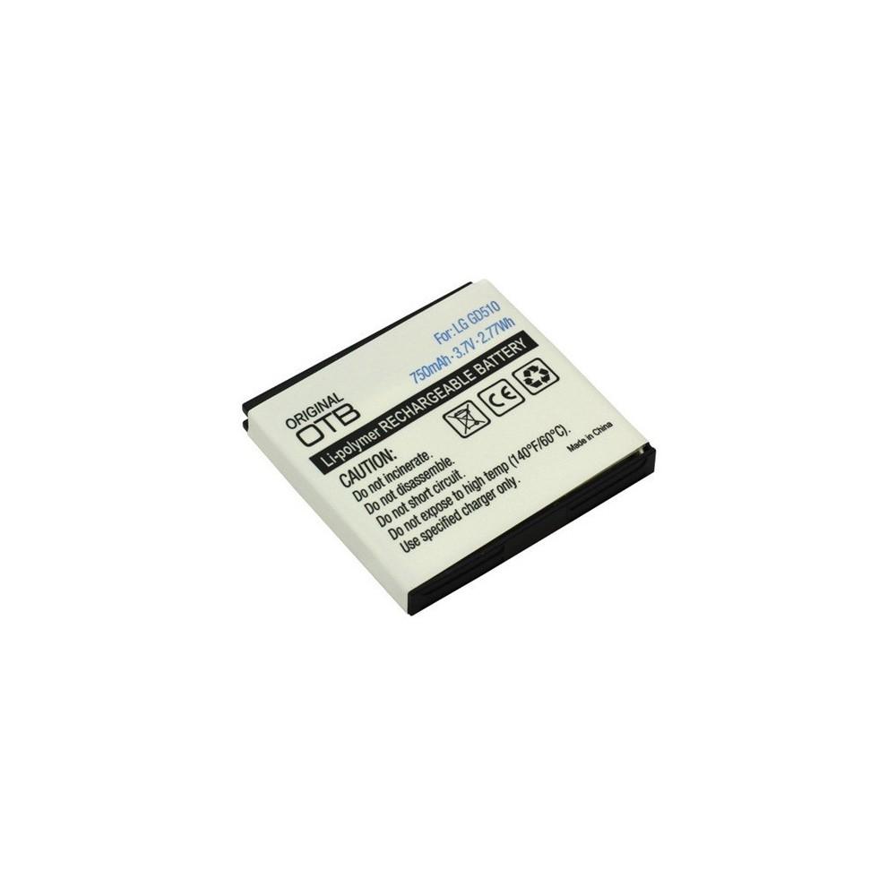 Batterij Voor LG GD510 Pop Li-Polymer ON769
