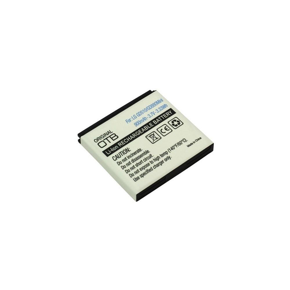 Batterij Voor LG GD510 Pop Li-Ion ON795