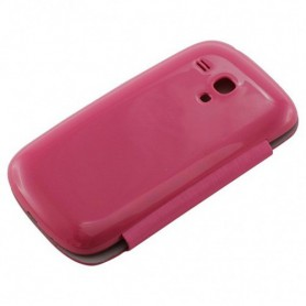 OTB, Synthetic Leather Case for Samsung Galaxy S III mini i8190, Samsung phone cases, ON807