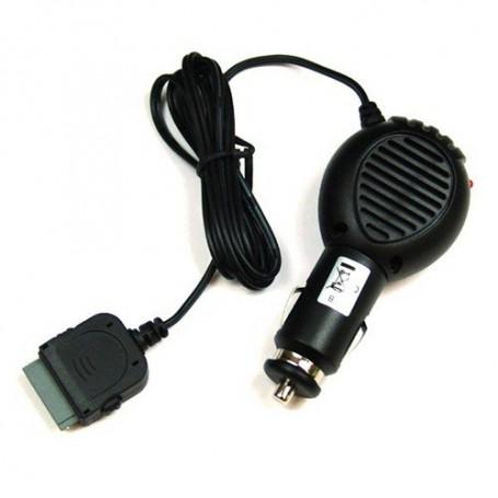 NedRo, Autolader voor Apple Dock-Connector (30-polig) 2A ON811, Aanstekerplugs, ON811, EtronixCenter.com